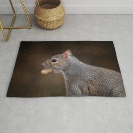 The Nut Collector Rug