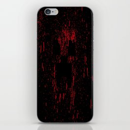 Blood Creeper iPhone Skin