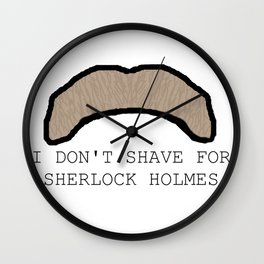 john watson is a liar Wall Clock
