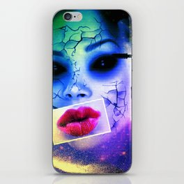 Make Me Up 2 iPhone Skin