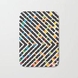 ARROW - dots Bath Mat