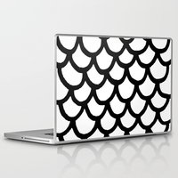 scales Laptop & iPad Skins featuring Scales by Joe Shmo