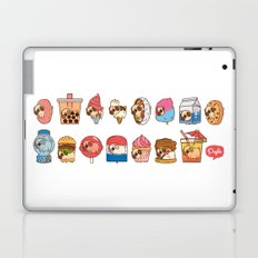 Puglie Food Collection 3 Laptop & iPad Skin