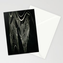 reptile photo - lithography - one and only piece Stationery Cards