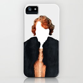 Loretta iPhone Case