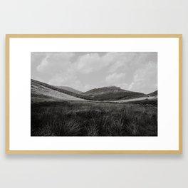 Arran Landscape Framed Art Print