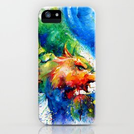 Beauty and the Beast-no.1 iPhone Case