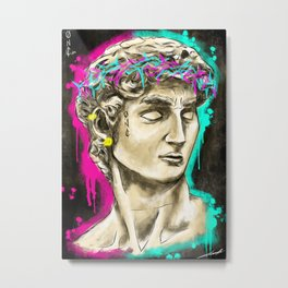 DAVIDONC Metal Print