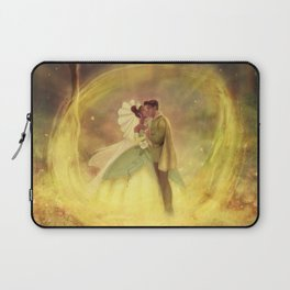 You Just Kissed Yourself a Princess Laptop Sleeve