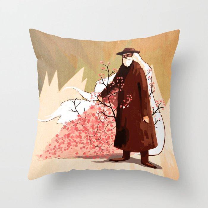 bagulnik Throw Pillow