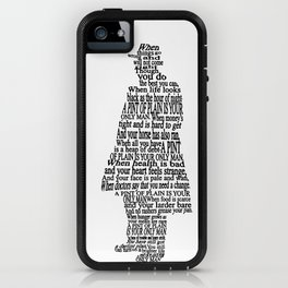 A Pint of Plain iPhone Case