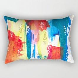 Space age Rectangular Pillow