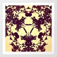 Serie Klai 008 Art Print