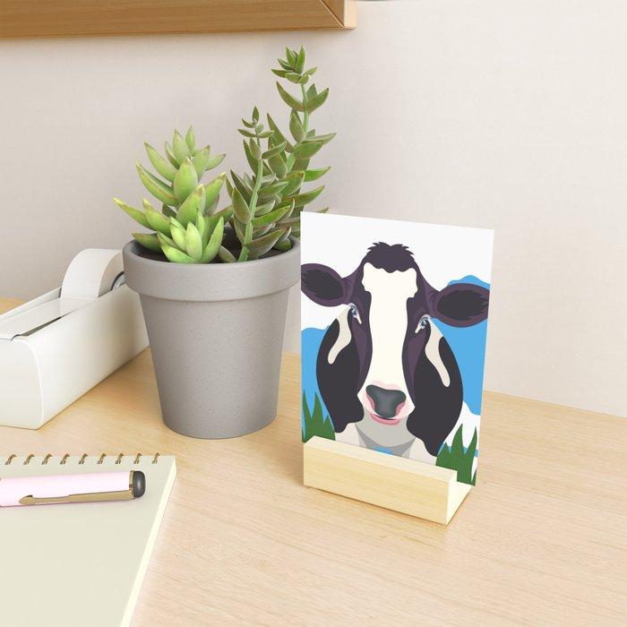 Cow Mini Art Print
