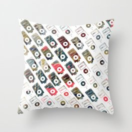 iPattern_no2 Throw Pillow