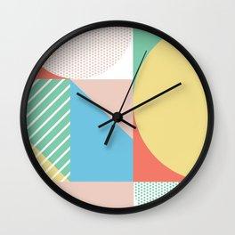 shape of you #2 Wall Clock