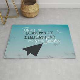 There's No Statute of Limitations on Your Trauma Rug