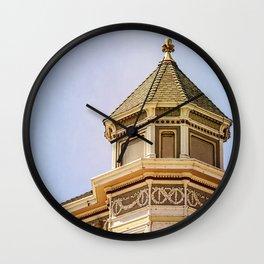 Haight Victorian Wall Clock