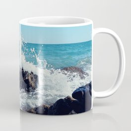 wave splash Coffee Mug