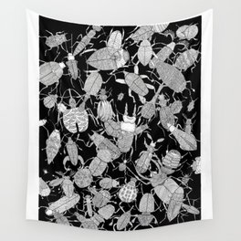 Coleoptera Wall Tapestry