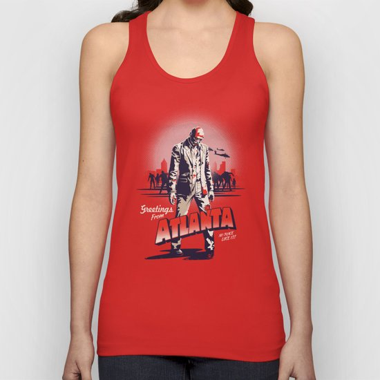 No Place Like it! Unisex Tank Top
