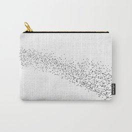 Flock of birds Carry-All Pouch