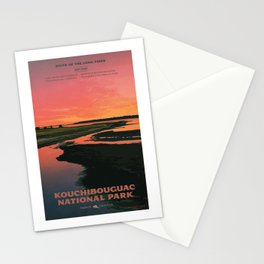 Kouchibouguac National Park Stationery Cards