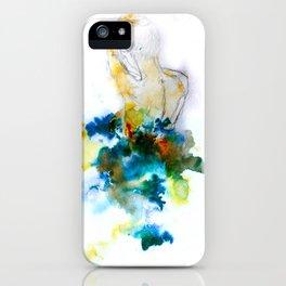 Spring Figure iPhone Case