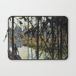 Tom Thomson - Northern River Laptop Sleeve