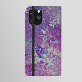 Lavender Days iPhone Wallet Case