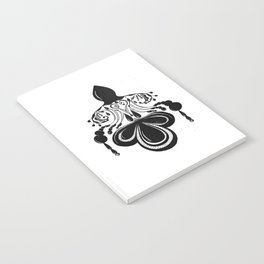 Spaded Club Notebook