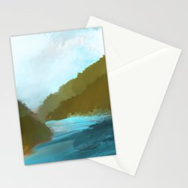 Peaceful Cove Stationery Cards