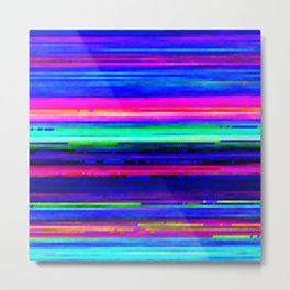 every color 096 Metal Print