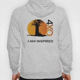 I AM INSPIRED Hoody
