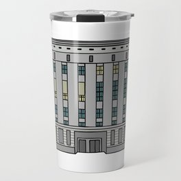 Berghain. Techno Club in Berlin Travel Mug