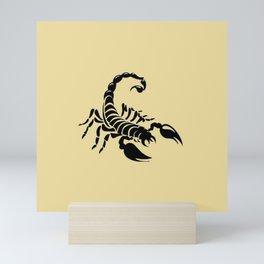 Design 247 - scorpions Mini Art Print