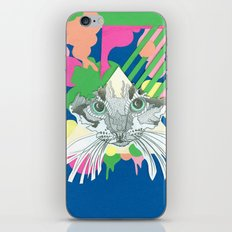 Cats Eyes iPhone & iPod Skin