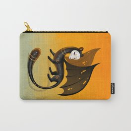 Black Stoat Carry-All Pouch