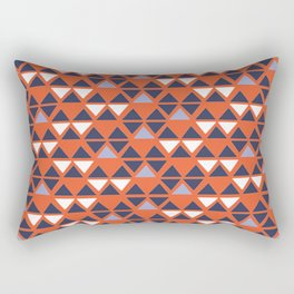 triangle Rectangular Pillow