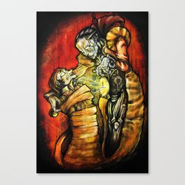 Repent  Canvas Print