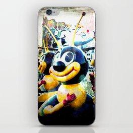 Bumble Bee iPhone Skin