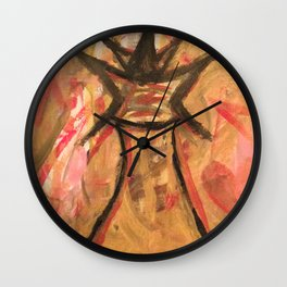 Anti Wall Clock