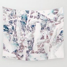 Mountain diamond Wall Tapestry