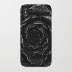 Sempervivum #1 iPhone X Slim Case
