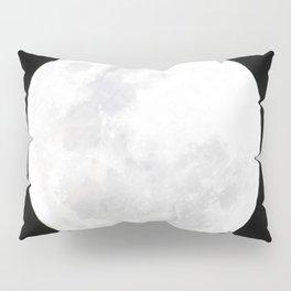 Earth's Moon Pillow Sham