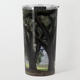 Tree Arch Drive Travel Mug