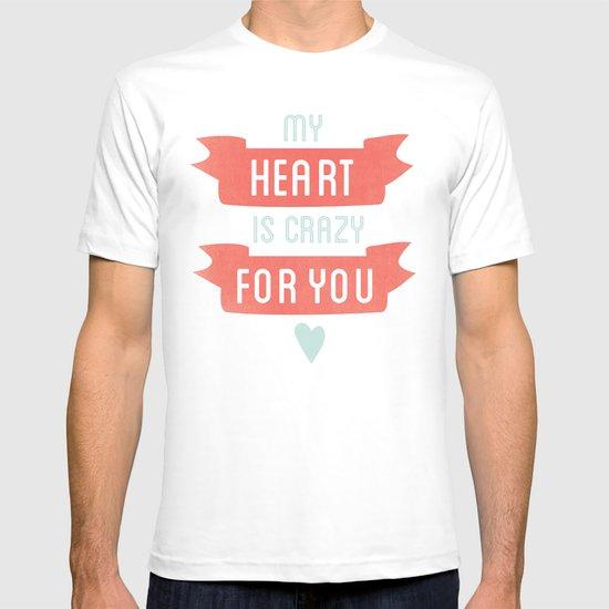 Crazy For You T-shirt