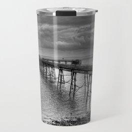 Birnbeck Pier, Weston-super-Mare Travel Mug