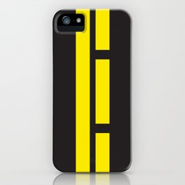 the highway iPhone Case