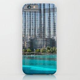 Burj Khalifa in Dubai  iPhone Case